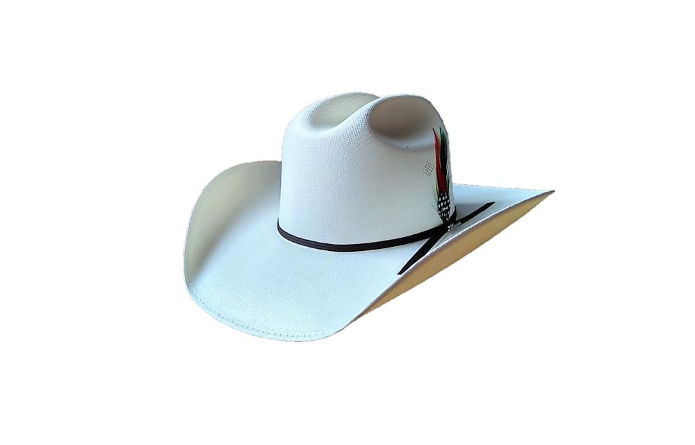 Morcon Hats - Super Light 113114150329 SUPER LIGHT CHEYENNE 10 BIPLAY NAT