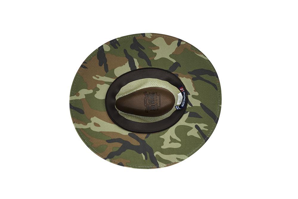Italy Seagrass Indiana Forrado Militar 222010103939 - Morcon Hats